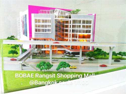 Shopping-Mall-Bangkok-Model-Thailand-Rangsit-BOBAE