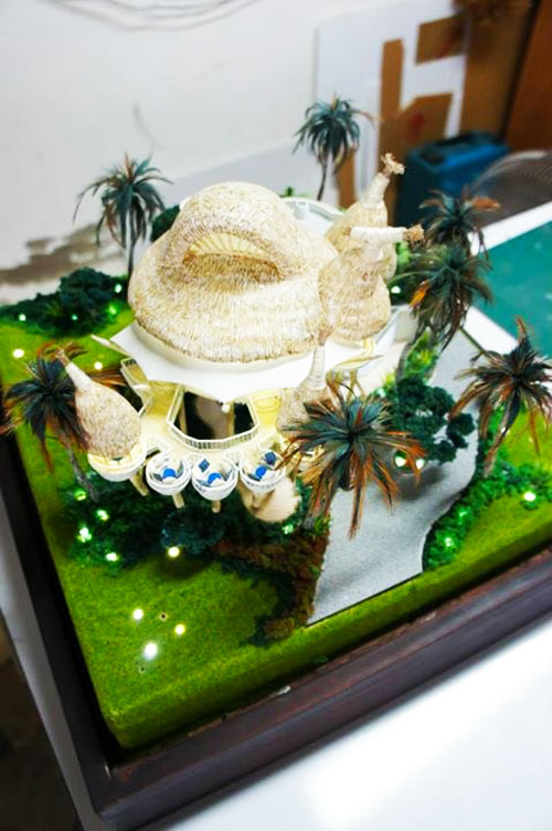 Beach-Resort-Phi-Phi-Model-Thailand-scale-model-resort